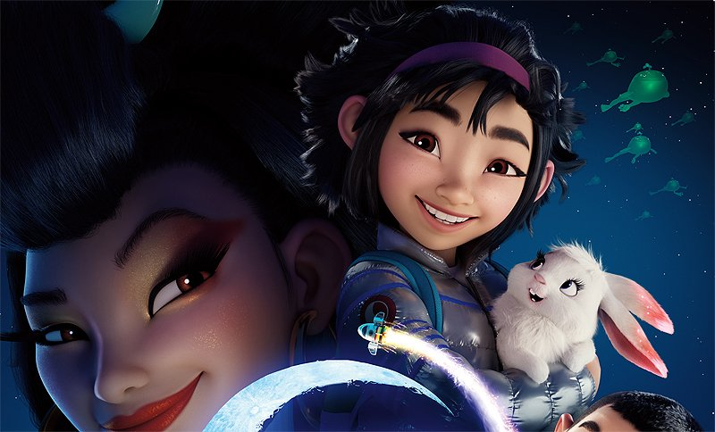 New Over the Moon Trailer & Key Art for the Netflix Animated Adventure