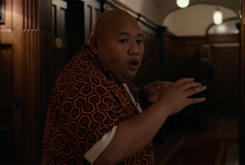 Exclusive 50 States of Fright Clip from Quibi Featuring Jacob Batalon!