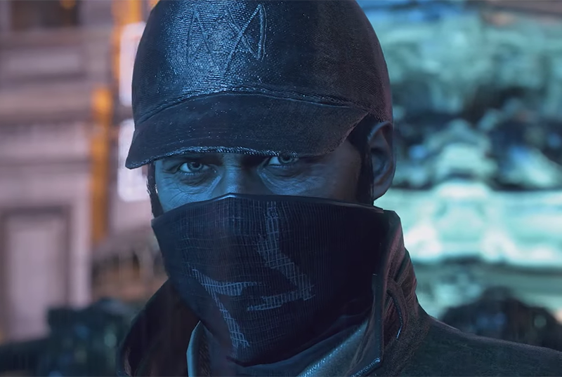 Aiden Pearce Returning for Watch Dogs: Legion!