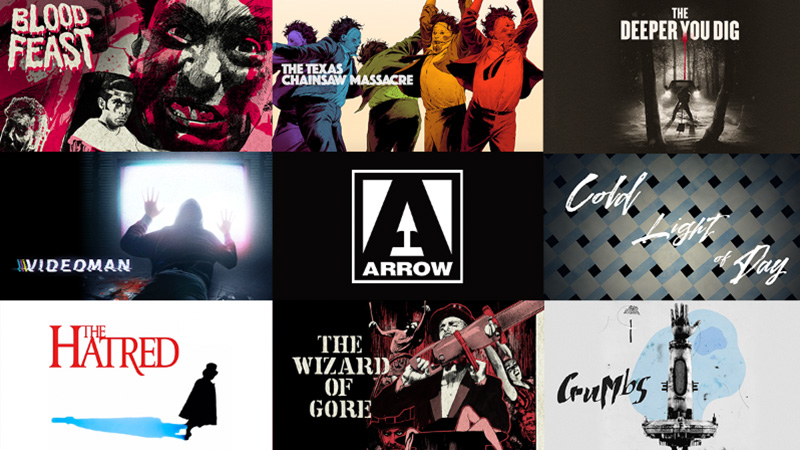 Arrow Video Launches New Streaming Service Plus October 2020 Lineup