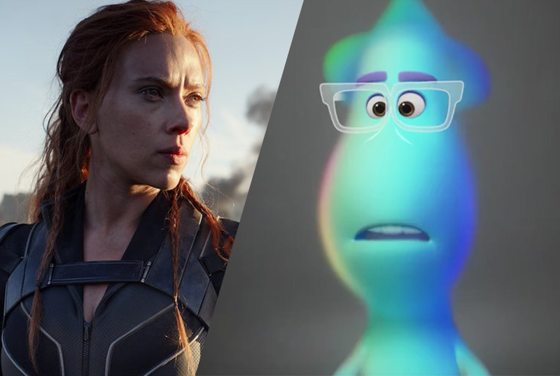 Disney Considering New Black Widow Release Date with Soul Possibly Moving to Disney+