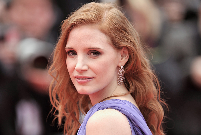 George & Tammy: Jessica Chastain to Play Tammy Wynette in New Miniseries