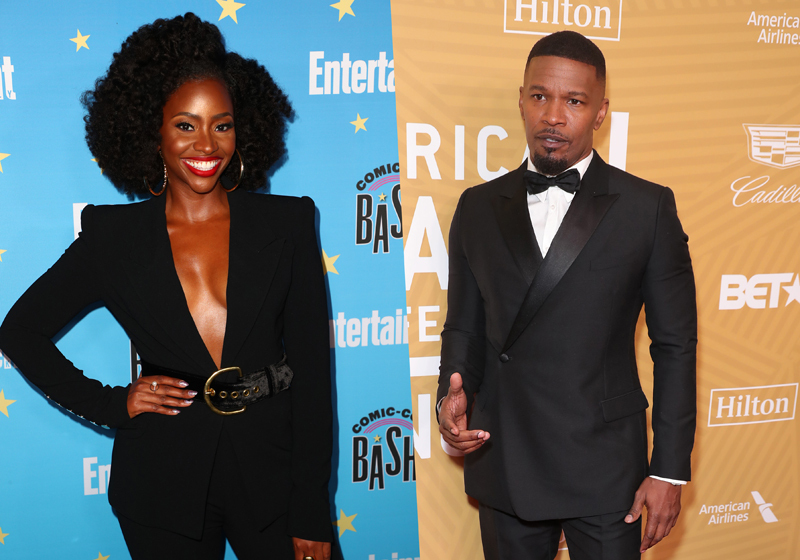 They Cloned Tyrone: Jamie Foxx & Teyonah Parris Joins Sci-Fi Film