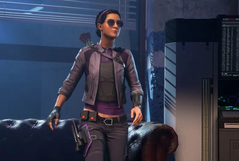 Kate Bishop Revealed as Marvel's Avengers First DLC Character in New Trailer