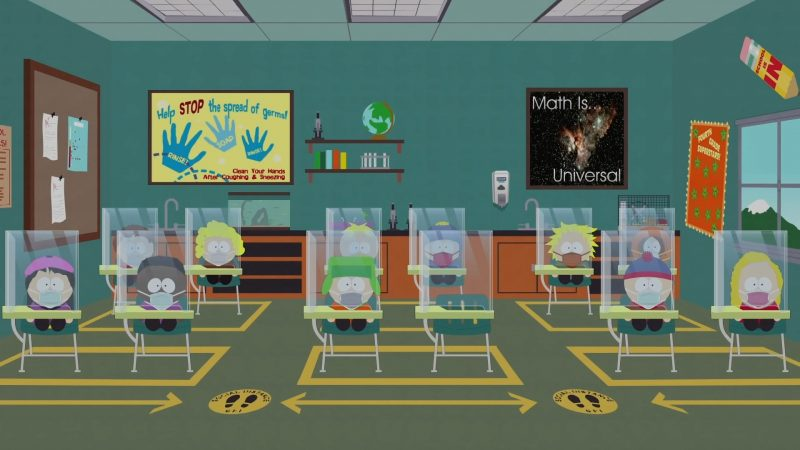 South Park Returns for Hour-Long Pandemic Special Later this Month