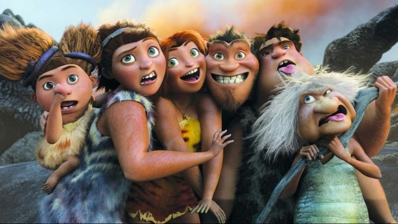 The Croods 2: A New Age Release Date Moves Up a Month