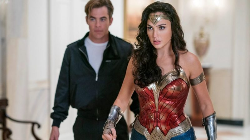 Wonder Woman 1984 Might Change its October Release to a Later Date