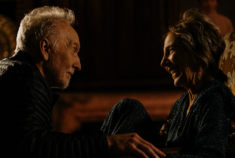 CS Interview: Tobin Bell on Retro Horror Pic The Call