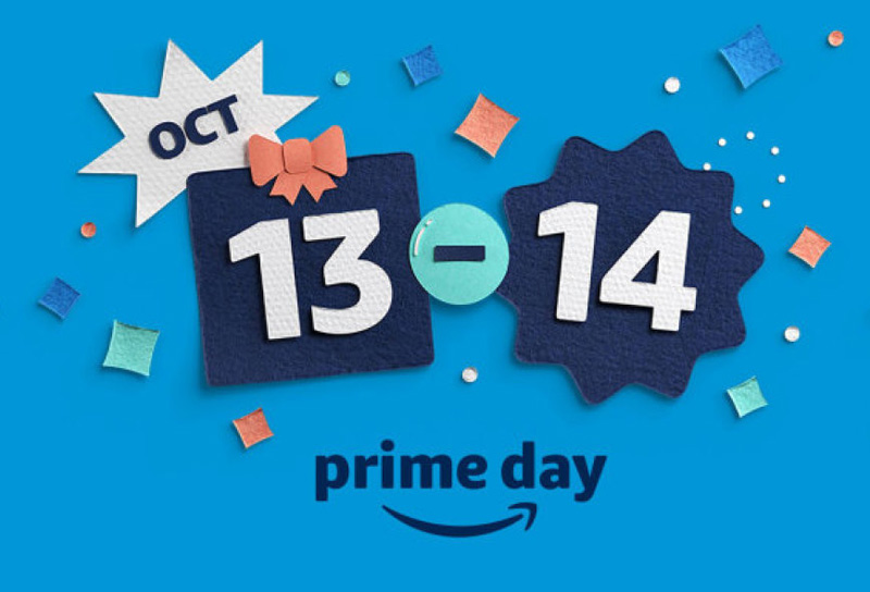 CS Guide to Amazon's Prime Day Deals For October 13 & 14!