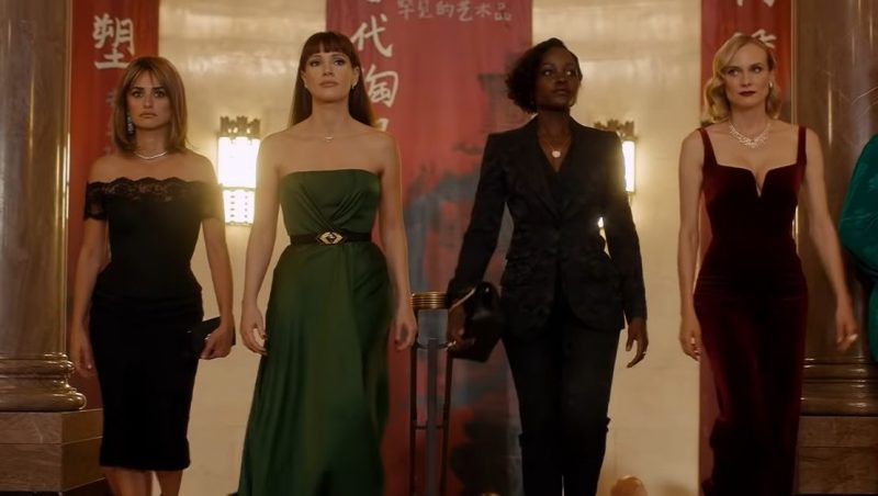 The 355 Trailer: Five International Spies Try to Stop World War III