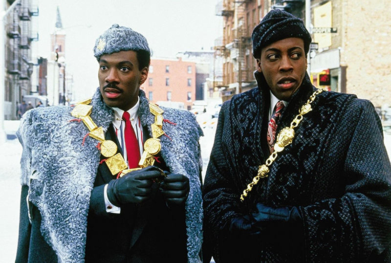 'Coming to America' sequel heading to Amazon