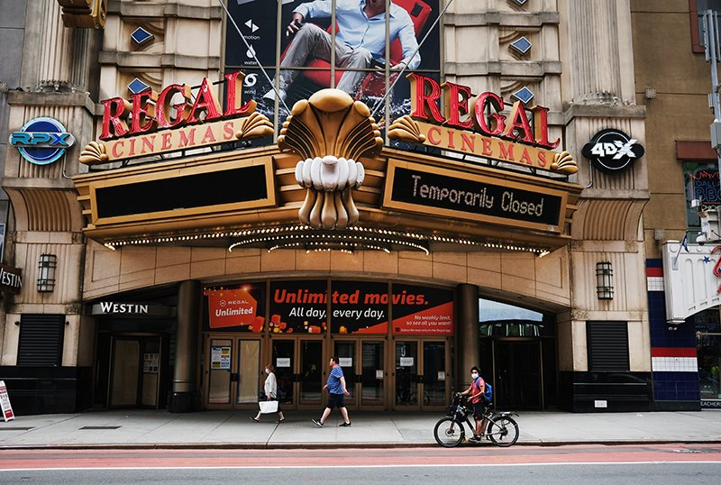 Cineworld & Regal Temporarily Closing US and UK Theaters