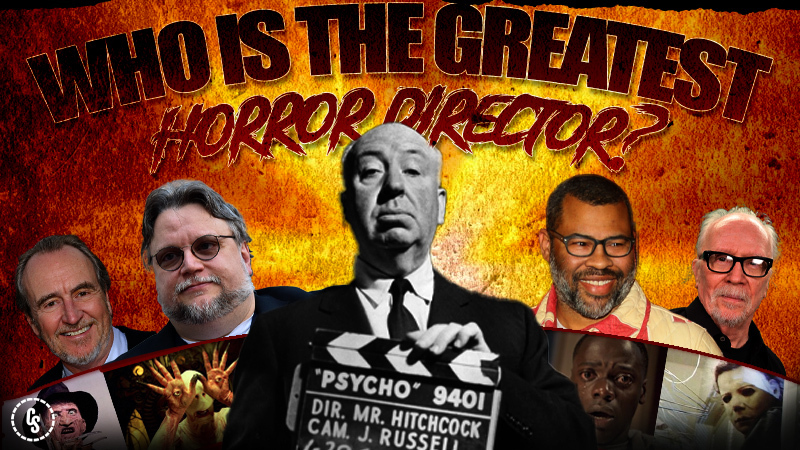POLL: Who is the Greatest Horror Director?