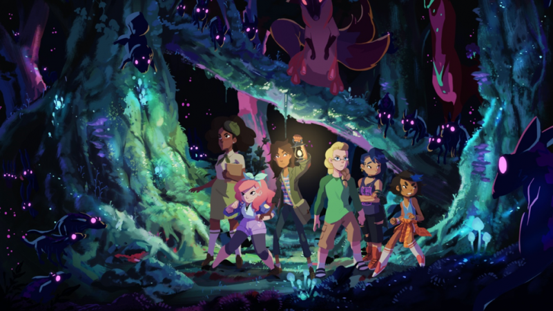 Lumberjanes: HBO Max Sets New Animated Series From She-Ra Creator