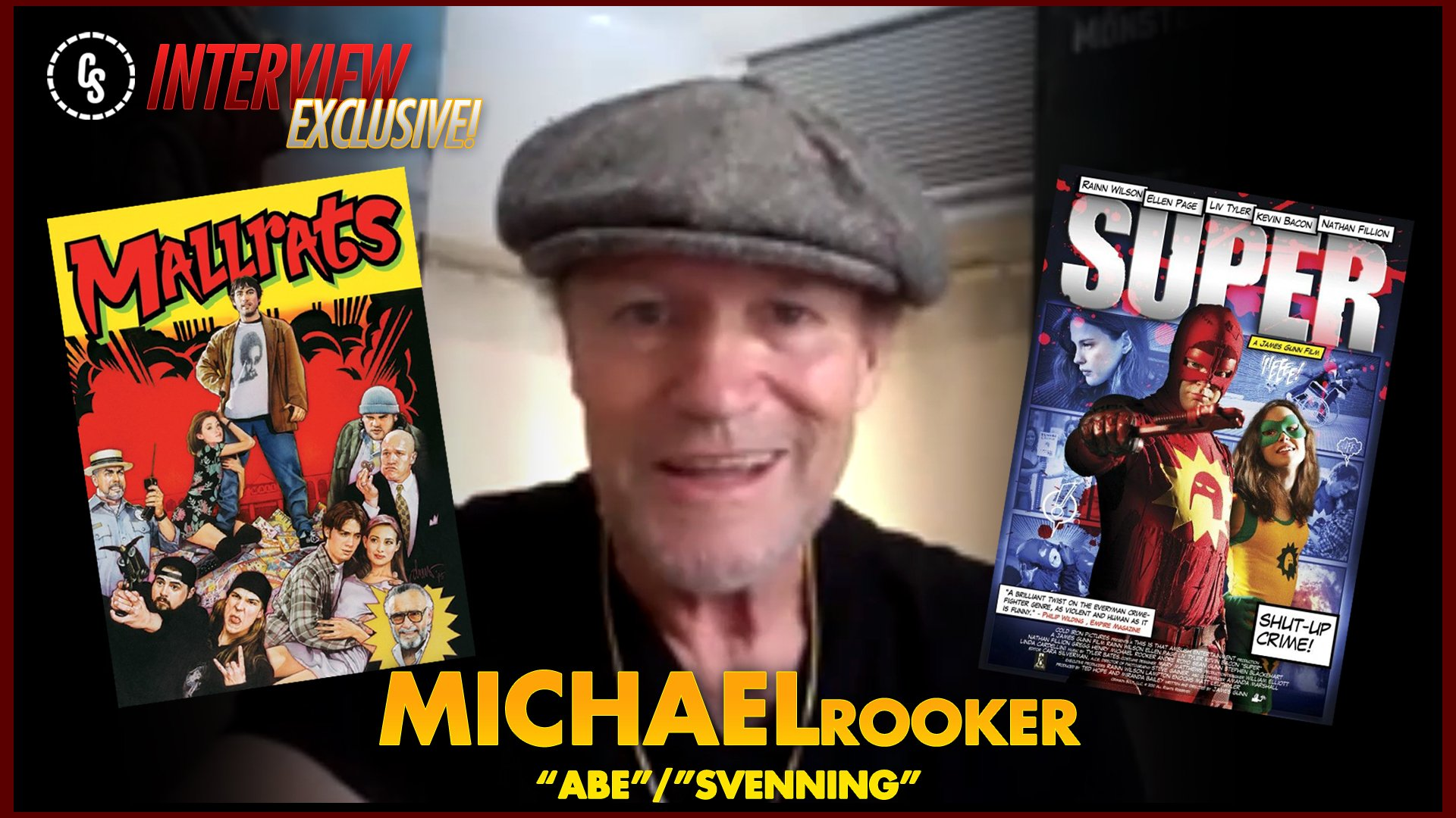 Exclusive: Michael Rooker Reflects on Mallrats & Super Anniversaries!