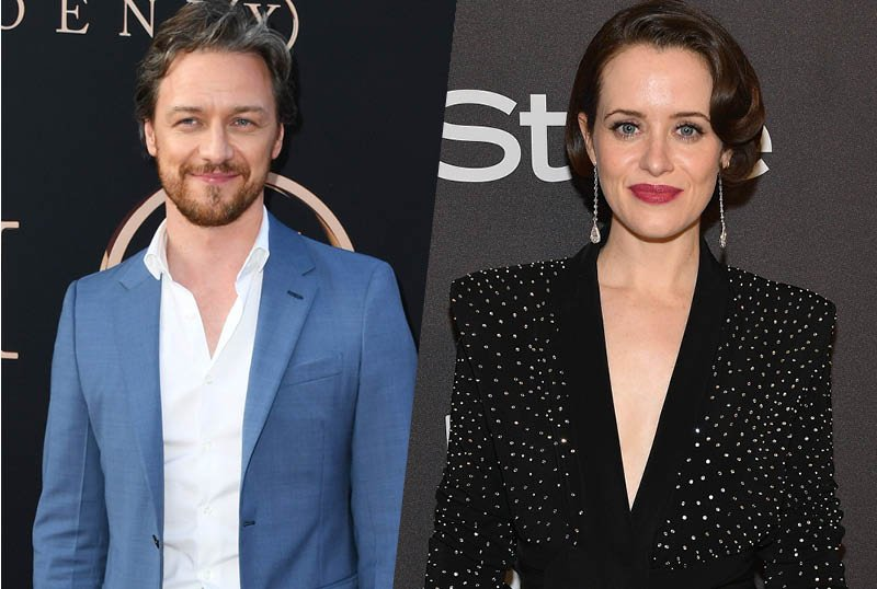 James McAvoy & Claire Foy to Lead STX's My Son Remake