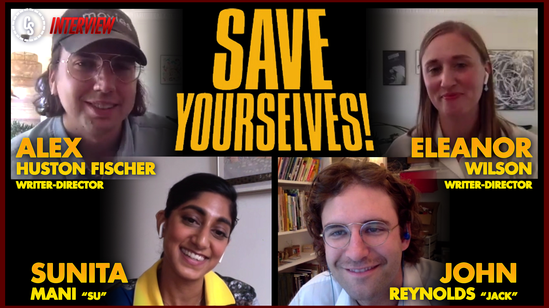 CS Video: Save Yourselves! Filmmakers & Cast On the New Sci-Fi Comedy