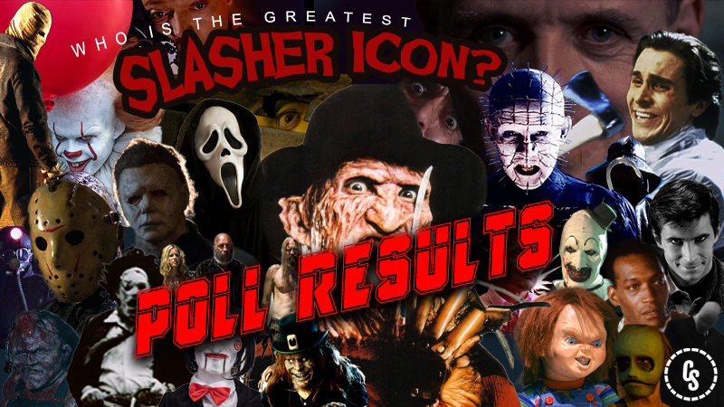 POLL RESULTS: Who is the Greatest Slasher Icon?