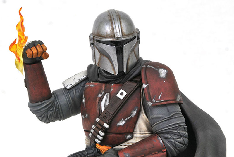 New Diamond Select Releases Include The Mandalorian, Black Panther & More!