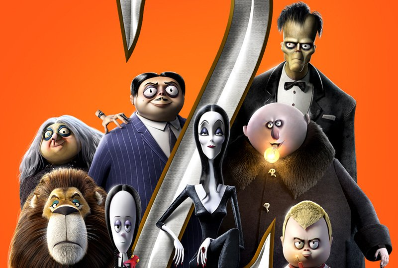 The Addams Family 2 Teaser & New Voice Stars Revealed!