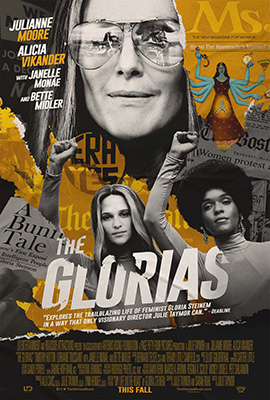 The Glorias Review: Moving & Timely But Wildly Uneven