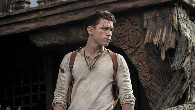 First Image of Tom Holland as Nathan Drake Released