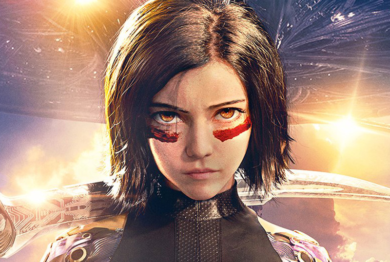 James Cameron Confirms Alita Re-Release is Still On!