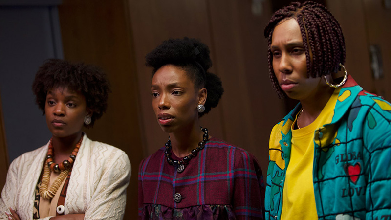 Hulu's Bad Hair Trailer For Filmmaker Justin Simien's Horror Satire