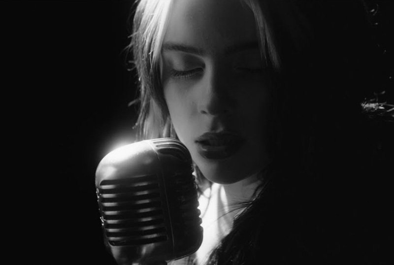 No Time to Die: Watch the Music Video for Billie Eilish's James Bond Theme