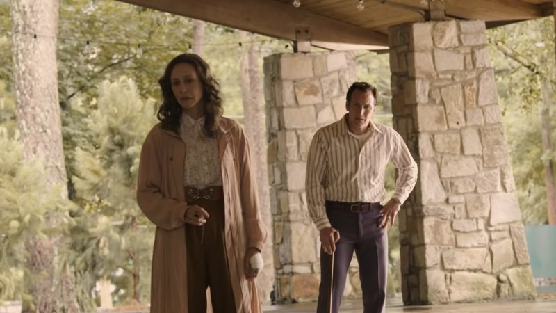 The Conjuring Universe Featurette Reveals First Look at The Devil Made Me Do It