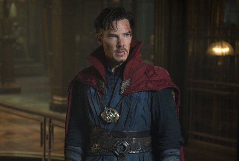 Benedict Cumberbatch Reveals Production Start Date for Doctor Strange in the Multiverse of Madness
