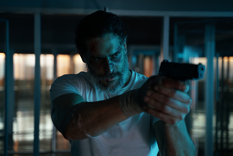 RLJE Films Debuts First Trailer for Joe Manganiello-Starring Archenemy
