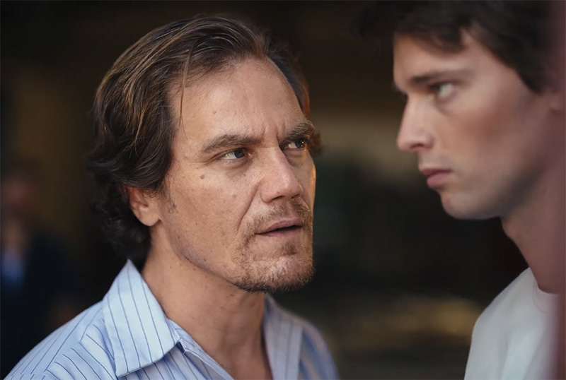 Echo Boomers Trailer Starring Michael Shannon in Saban Films' Action Thriller