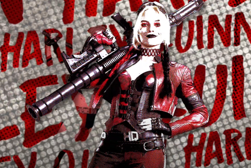 New Plot & Visual Effects Details Revealed for The Suicide Squad