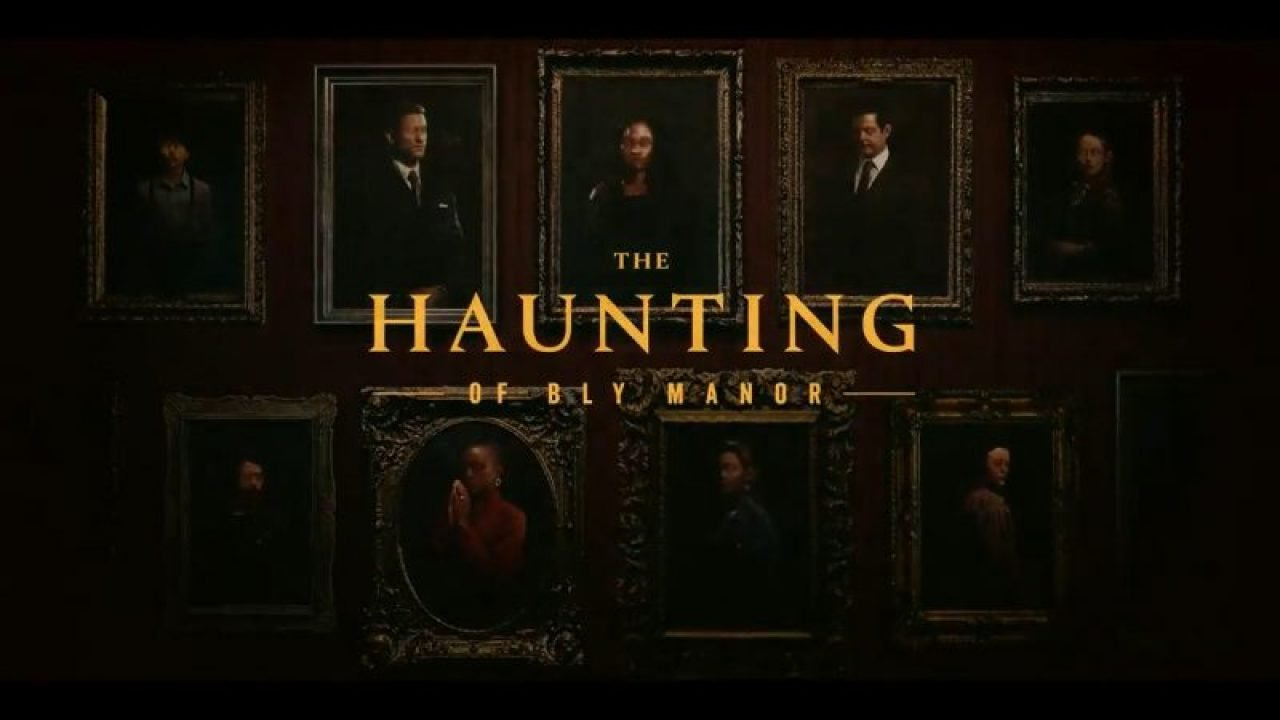 Netflix S The Haunting Of Bly Manor Opening Title Sequence Revealed