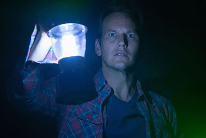 Fifth Insidious Film on the Way With Patrick Wilson Directing in Feature Debut!