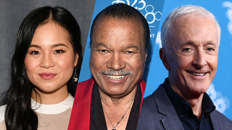 LEGO Star Wars Holiday Special Adds Kelly Marie Tran, Billy Dee Williams & Anthony Daniels
