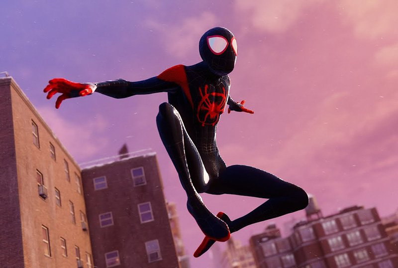 Into the Spider-Verse Suit Revealed in New Miles Morales Gameplay!