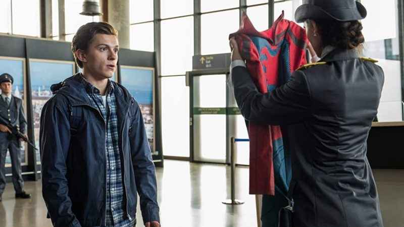 Tom Holland Starts Filming on Spider-Man 3 as Production Wraps for Uncharted