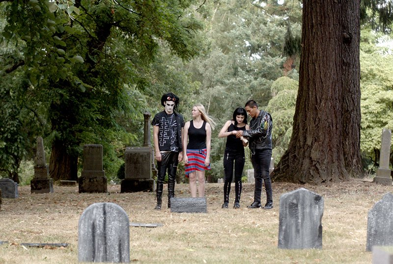 Exclusive My Summer as a Goth Trailer From Tara Johnson-Medinger's Drama