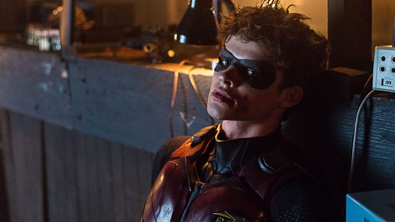 Titans Season 3 Reveals First Look at Jason Todd's Red Hood