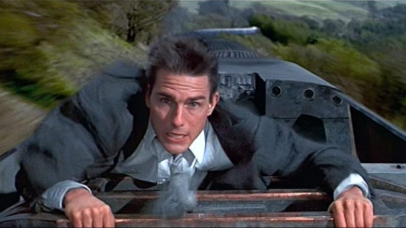 New Mission: Impossible 7 Set Video Teases Tom Cruise's Train Stunt