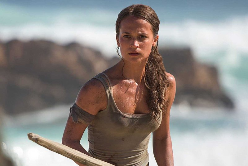 Alicia Vikander Hopes to Begin Production on Tomb Raider Sequel in 2021