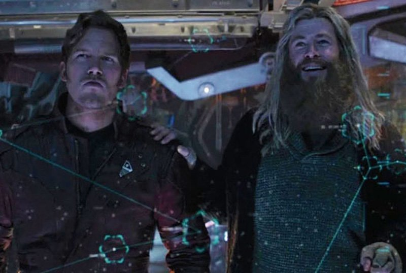 Chris Pratt Reportedly Joining Thor: Love and Thunder