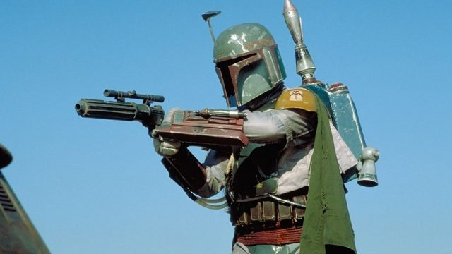 Is a Boba Fett miniseries gearing up to film at Disney?
