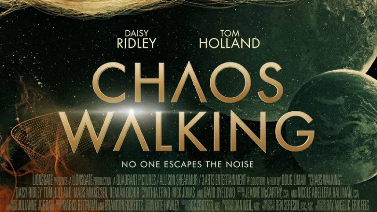 Chaos Walking Poster Teases Daisy ...