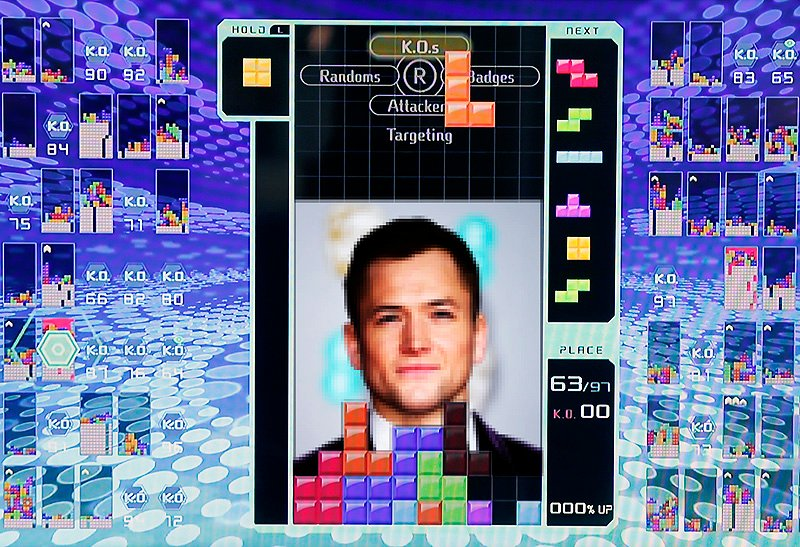 Taron Egerton to Star in Apple's Tetris Biopic From Matthew Vaughn
