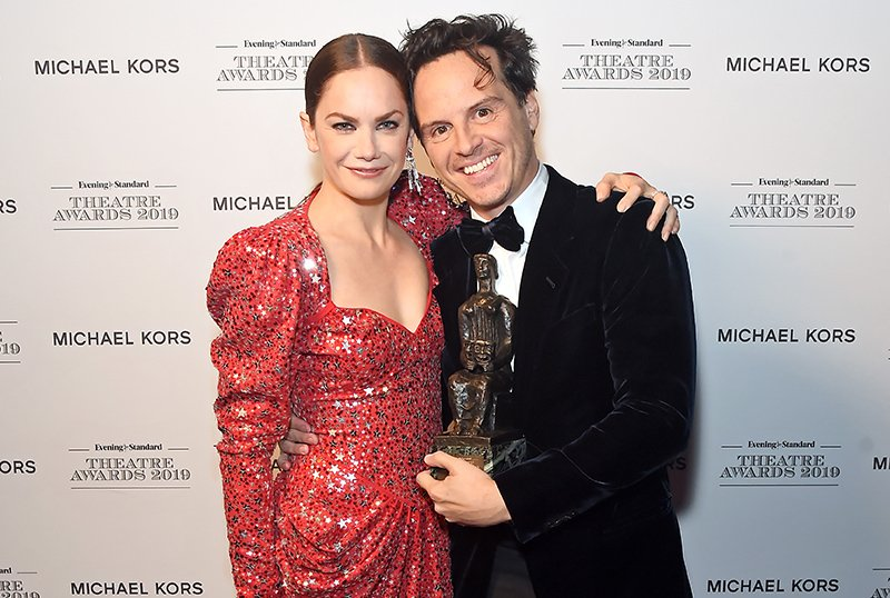 Ruth Wilson & Andrew Scott to Star in HBO's Oslo Film