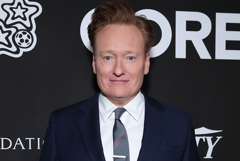 Conan O'Brien Extends Deal With WarnerMedia, Moving to HBO Max