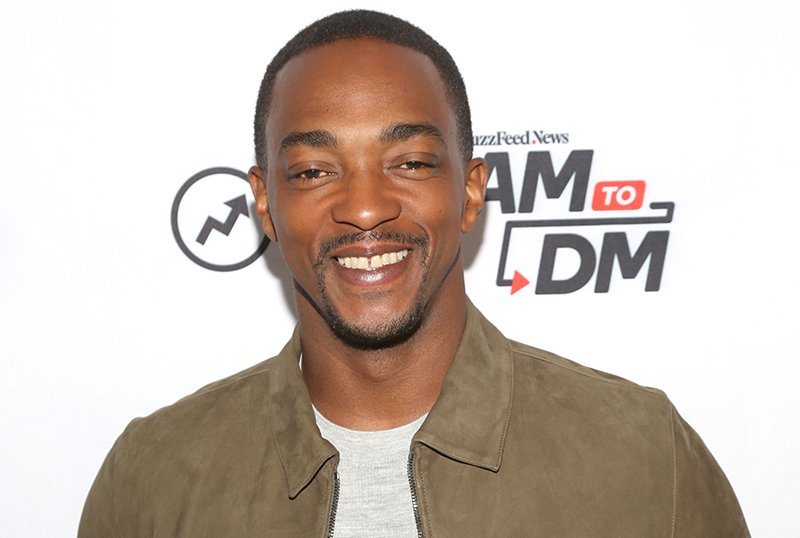 Anthony Mackie to Lead & Produce Netflix's The Ogun